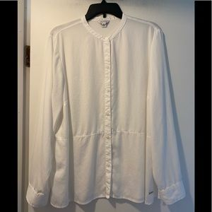 📦Nautica button down shirt XL